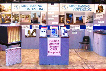 Air Cleaning Systems commercial air filters