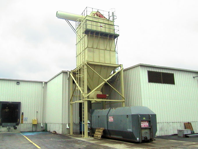 Industrial Baghouse Dust Collectors Commercial Baghouse