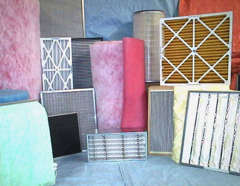 Industrial Air Filter Replacements on Pangborn Replacement Parts