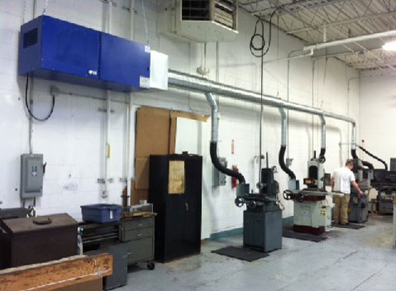 Industrial Air Cleaner sales, service and installation