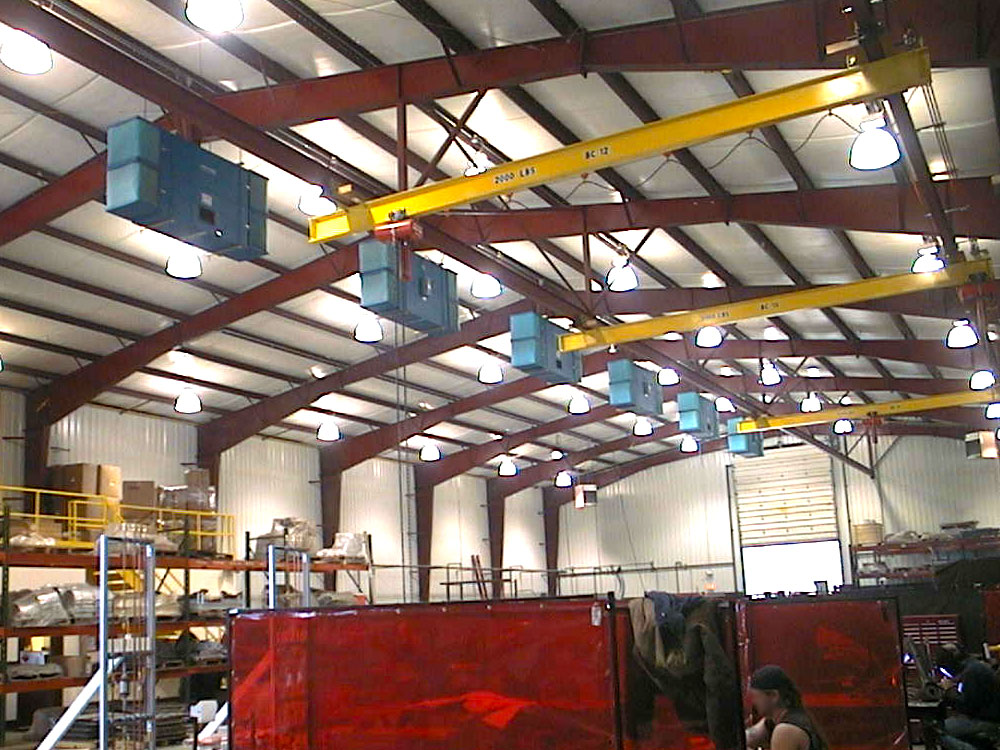 Industrial Air Systems : Industrial air cleaning systems commercial