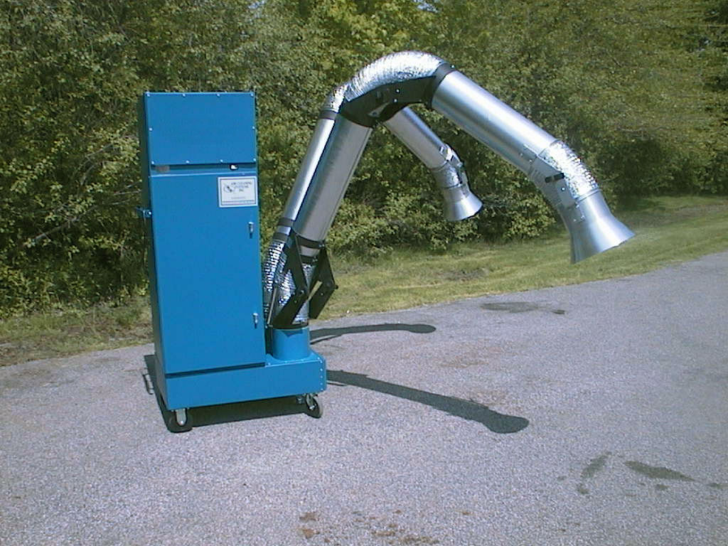 Portable Air Cleaning Systems Commercial Portable Air