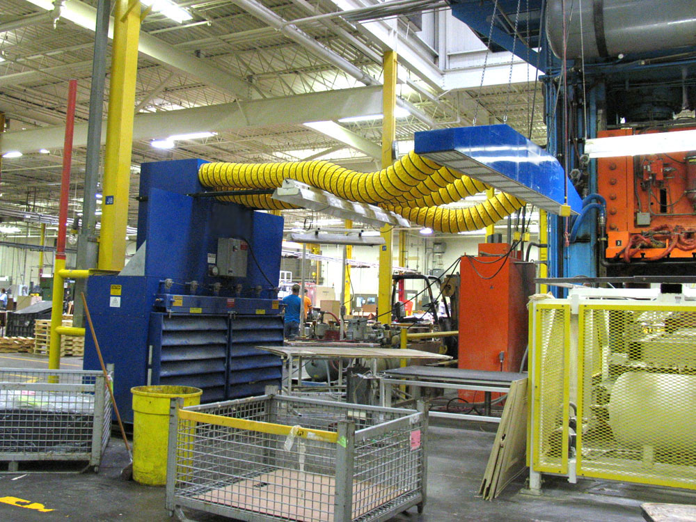 Industrial Filtration Equipment : Industrial air cleaning systems commercial